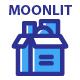 Ecommerce Moonlit - GraphicRiver Item for Sale