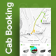 Cab Booking Android App Native Template for Both Passenger and Driver (XML Code)  | Cabber - CodeCanyon Item for Sale