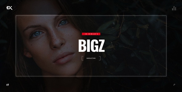 Bigz - Under Construction Template Free Download | Nulled