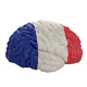 France. Flag on Human brain. 3D illustration. - PhotoDune Item for Sale