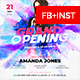 Grand Opening Flyer - GraphicRiver Item for Sale
