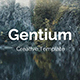 Gentium Creative Powerpoint Template - GraphicRiver Item for Sale
