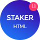 Staker - Business, Agency, Landing Page & Multi-purpose HTML5 Template - ThemeForest Item for Sale