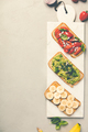 Healthy sandwiches, space for text - PhotoDune Item for Sale
