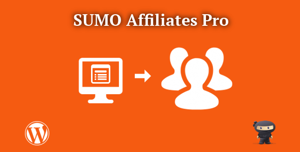 SUMO Affiliates Pro - WordPress Affiliate Plugin Free Download   Nulled