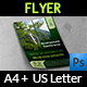 Environment / Nature Flyer - GraphicRiver Item for Sale