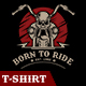 Born to Ride - GraphicRiver Item for Sale