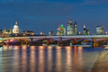 St Pauls cathedral, Blackfriars Bridge and the City - PhotoDune Item for Sale