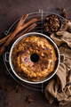 Bundt cake with cinnamon and nuts - PhotoDune Item for Sale