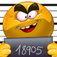 Arrested Emoji - GraphicRiver Item for Sale