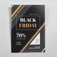 Black Friday 2018 Flyers Template - GraphicRiver Item for Sale