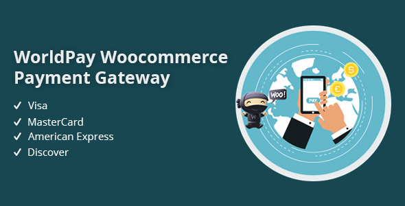 WorldPay Woocommerce Payment Gateway - CodeCanyon Item for Sale