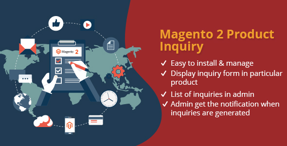 Magento 2 Product Inquiry - CodeCanyon Item for Sale