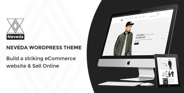 Neveda - Responsive Fashion eCommerce WordPress Theme - WooCommerce eCommerce