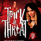 Trick or Threat Flyer Templates - GraphicRiver Item for Sale