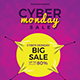 Cyber Monday Flyer - GraphicRiver Item for Sale