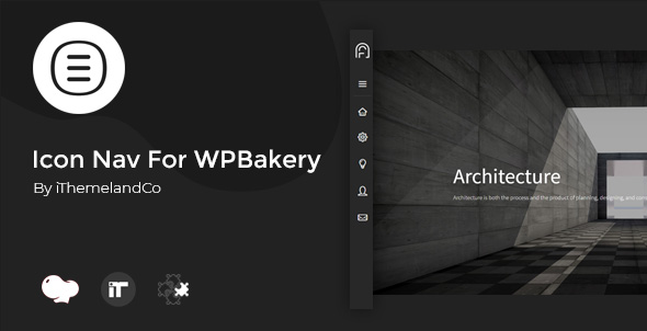 Icon Nav For WPBakery Page Builder (Visual Composer)            Nulled
