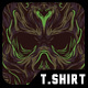 Midnight Time T-Shirt Design - GraphicRiver Item for Sale