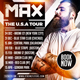 DJ Tour Flyer - GraphicRiver Item for Sale
