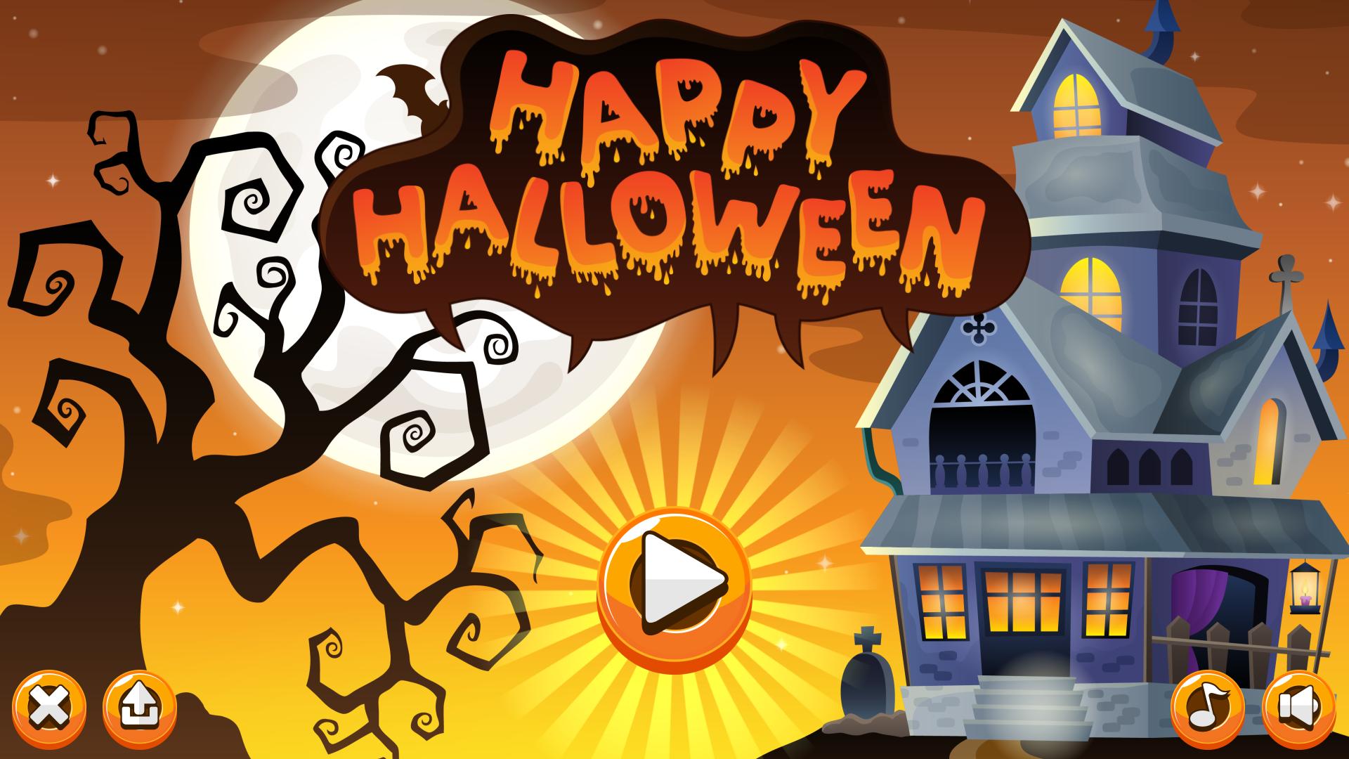 Happy Halloween Games Online