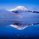 Mt.Fuji with Lake Yamanaka, Yamanashi, Japan - PhotoDune Item for Sale