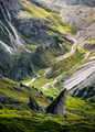 Close up of Seceda mountain in the Dolomites, South Tyrol, Italy - PhotoDune Item for Sale