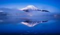 Mt.Fuji with Lake Yamanaka, Yamanashi, Japan - PhotoDune Item for Sale