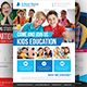 School Flyers Bundle Templates - GraphicRiver Item for Sale