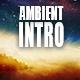 Cinematic Ambient Piano Logo