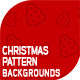 Christmas Pattern Backgrounds - GraphicRiver Item for Sale
