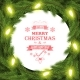 Christmas and New Year Typography Background - GraphicRiver Item for Sale