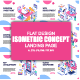 Flat Design Isometric Concepts - GraphicRiver Item for Sale