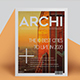 Architecture Magazine - GraphicRiver Item for Sale