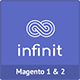 Free Download Infinit - magento 2 & magento 1 theme, multipurpose responsive theme Nulled