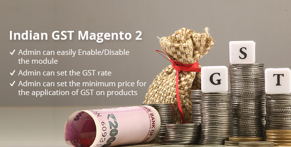 Indian GST Magento 2 - CodeCanyon Item for Sale