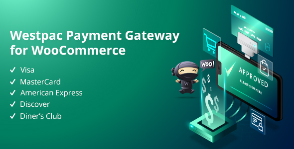 Westpac Payment Gateway for WooCommerce - CodeCanyon Item for Sale