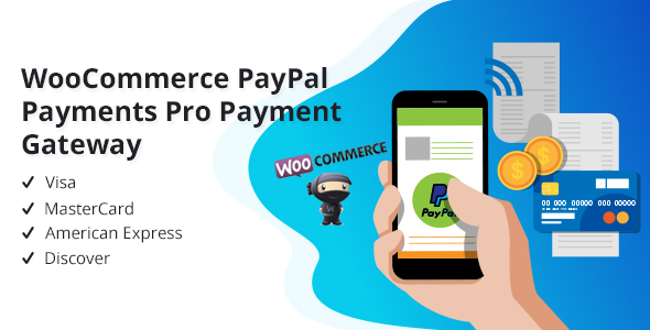 WooCommerce PayPal Payments Pro Payment Gateway - CodeCanyon Item for Sale