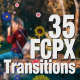 FCPX transition pack for Editors - VideoHive Item for Sale