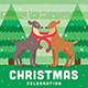 Christmas Event Flyer Set - GraphicRiver Item for Sale