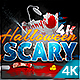 Funny Scary Ghost Logo Title - VideoHive Item for Sale