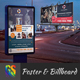 Poster & Billboard Template - GraphicRiver Item for Sale