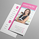Resume Trifold Template - GraphicRiver Item for Sale