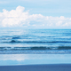 blue sea with the sky - PhotoDune Item for Sale