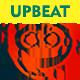 Upbeat Energetic Christmas Rock Music