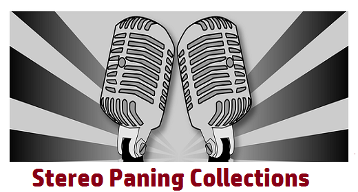 Stereo Paning Collections