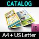Supermarket Products Tri-Fold Catalog Brochure Vol.4 - GraphicRiver Item for Sale