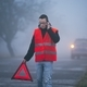 Traffic problem in thick fog - PhotoDune Item for Sale