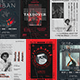 Bundle Multipurpose Music Flyer Template - GraphicRiver Item for Sale