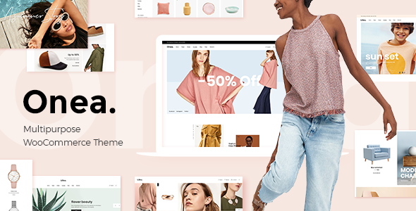 Onea - Multipurpose WooCommerce Theme