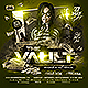 The Vault Make It Rain Party Flyer - GraphicRiver Item for Sale